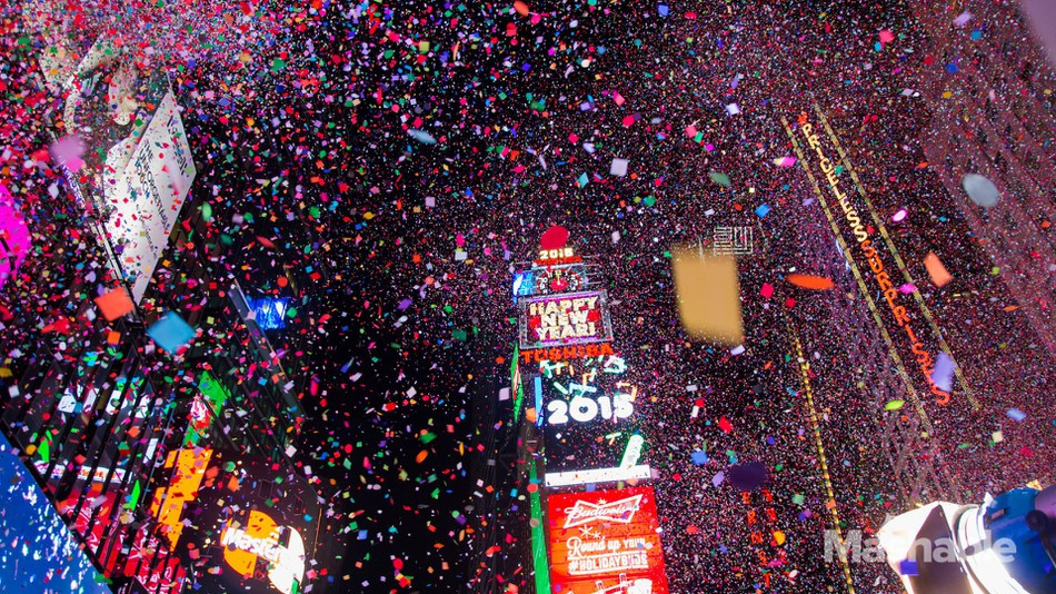 What to do in NYC December 2017 - New Years Eve