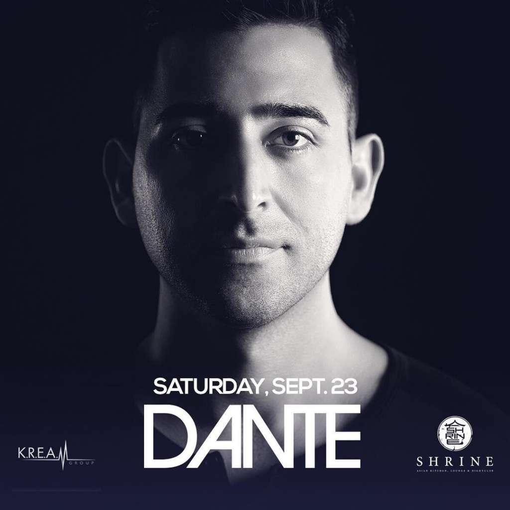 Chicago's Best DJs - Dante