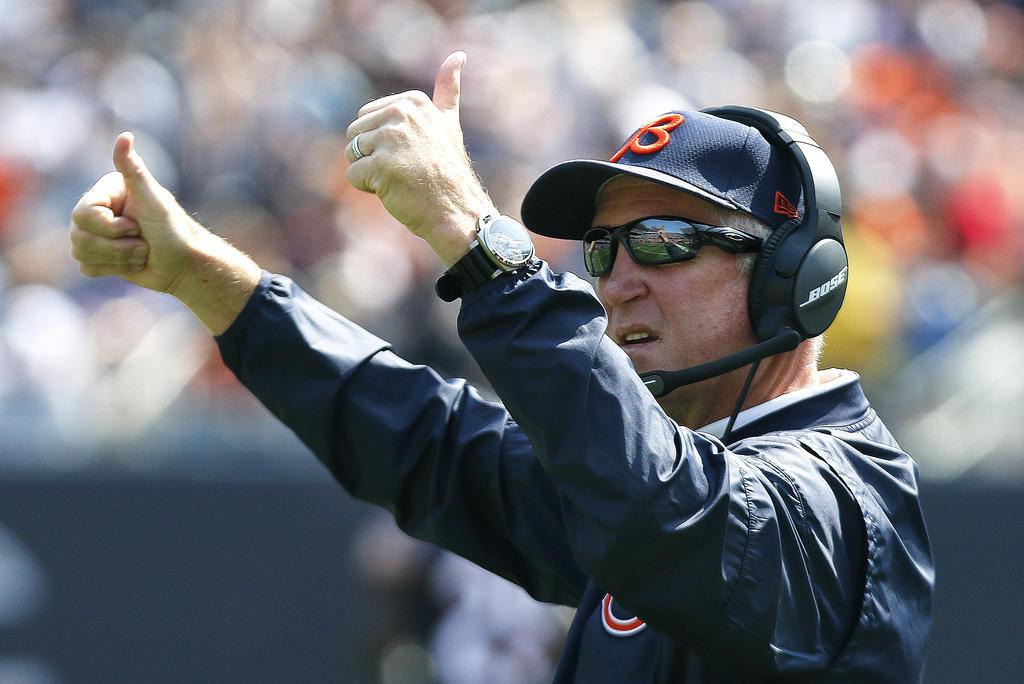 Chicago Bears Suck - John Fox