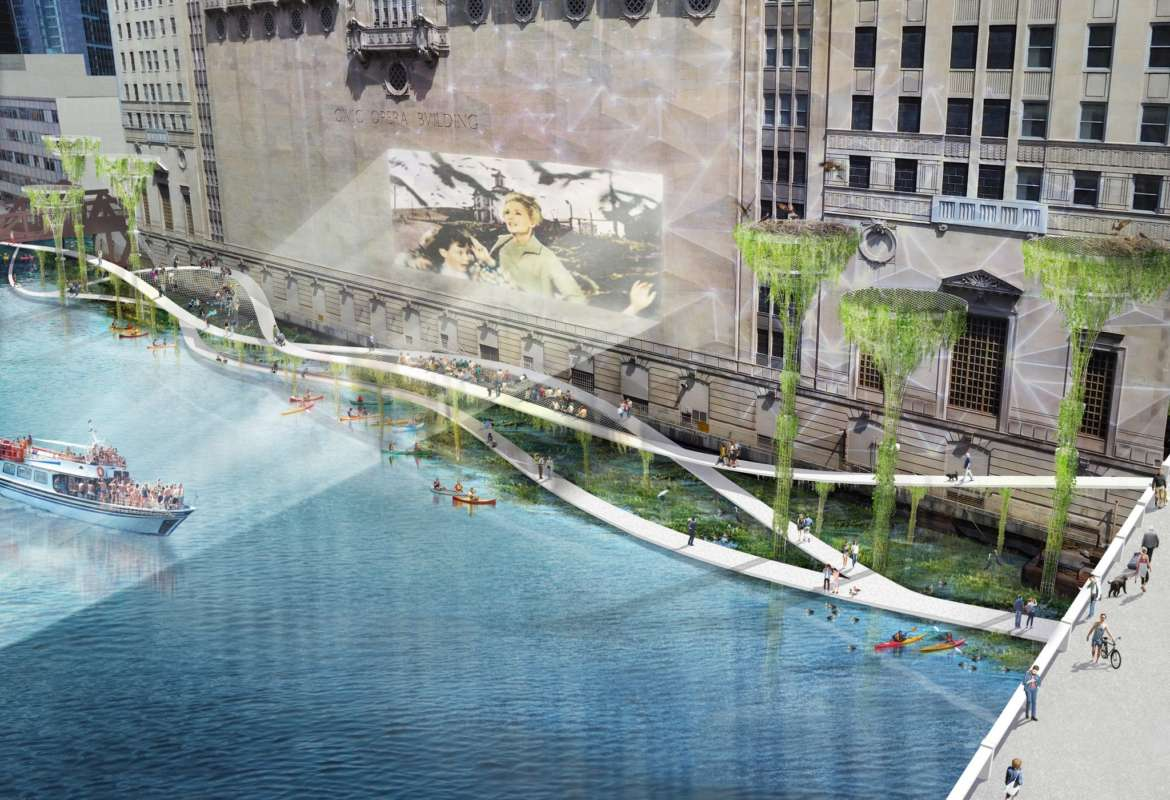 chicago riverwalk ideas lab