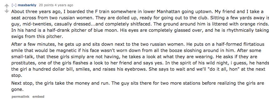 nyc subway stories