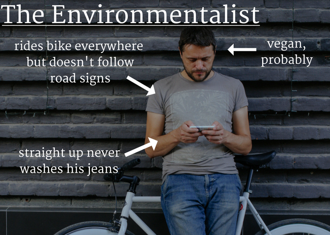 11 guys you're guaranteed to find in chicago - environmentalist