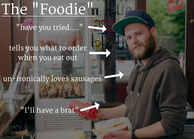 11 guys you're guaranteed to meet in chicago - foodie