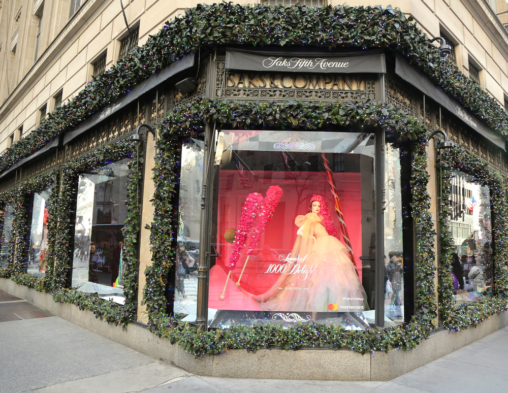 What to do in New York December 2017 - Holiday Windows