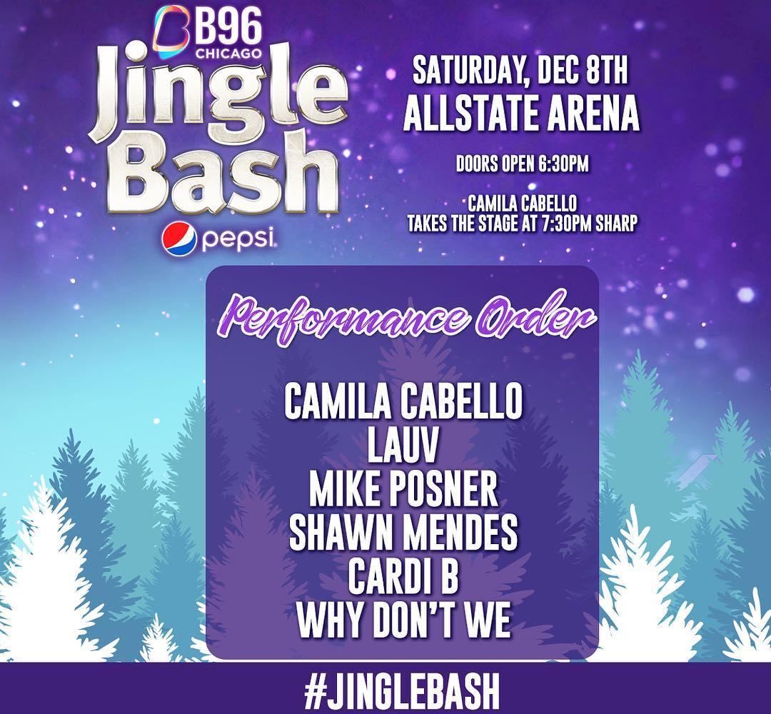 B96 Pepsi Jingle Bash