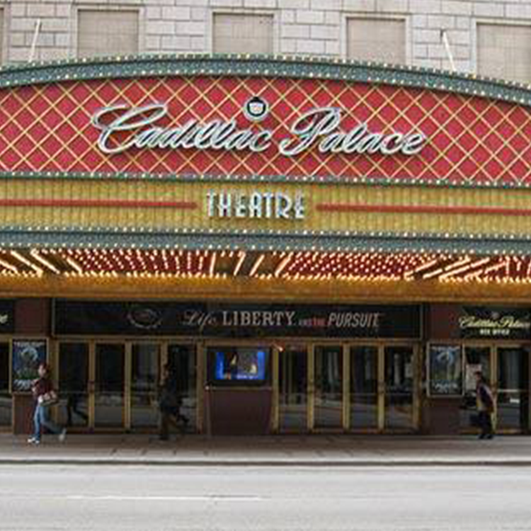 The Cadillac Palace Theater