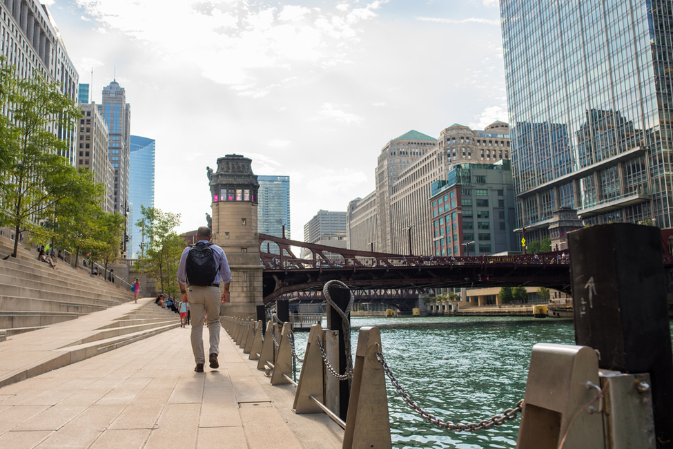 Chicago Riverwalk Global Awards for Excellence