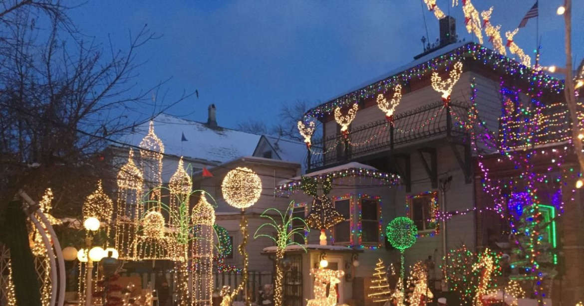 Chicago Christmas.Where To Find The Best Christmas Decorations In Chicago
