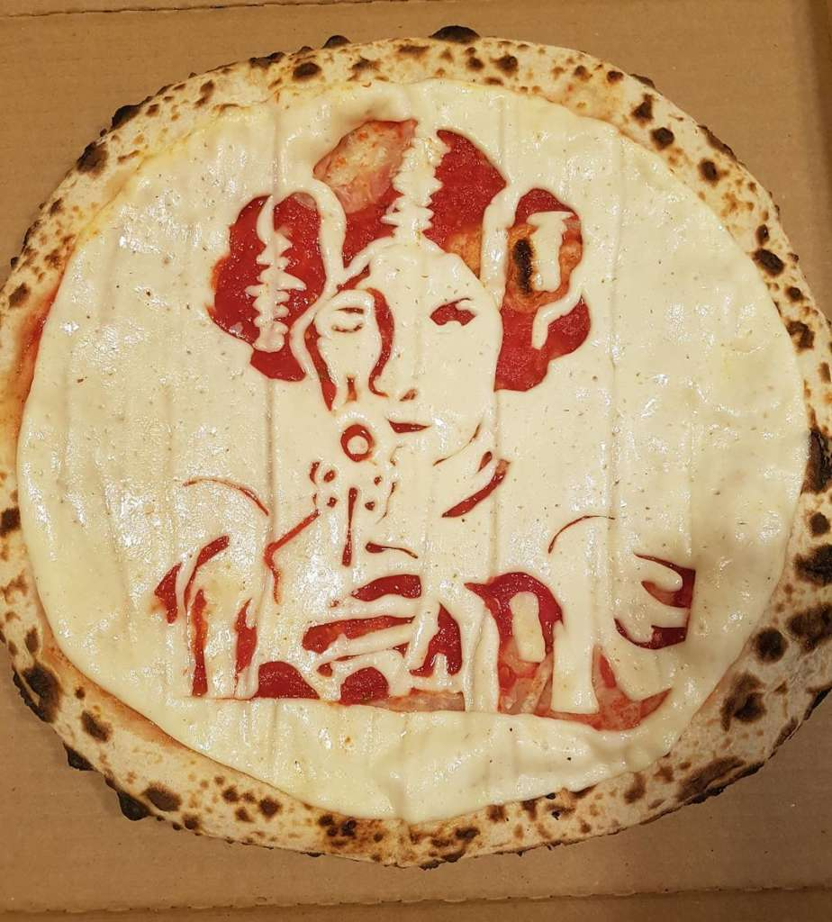 Paulie Gee's Star Wars Pizza
