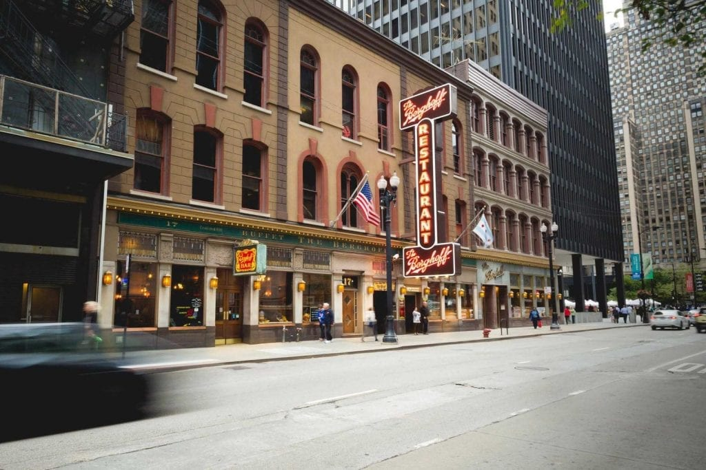 oldest bars chicago
