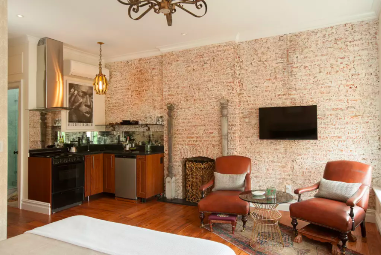 Best airbnb's in NYC