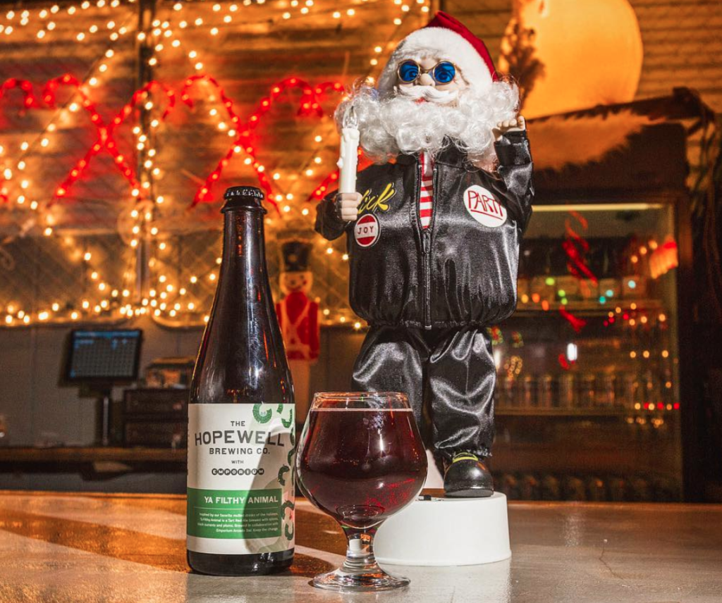 Holiday Pop-Up Bars Chicago