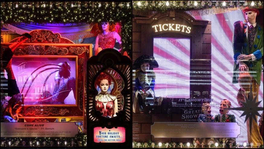 nyc holiday window displays