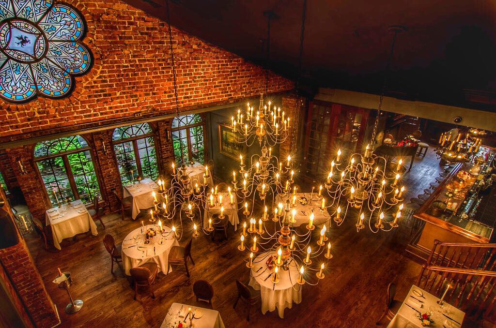 Romantic Places in NYC