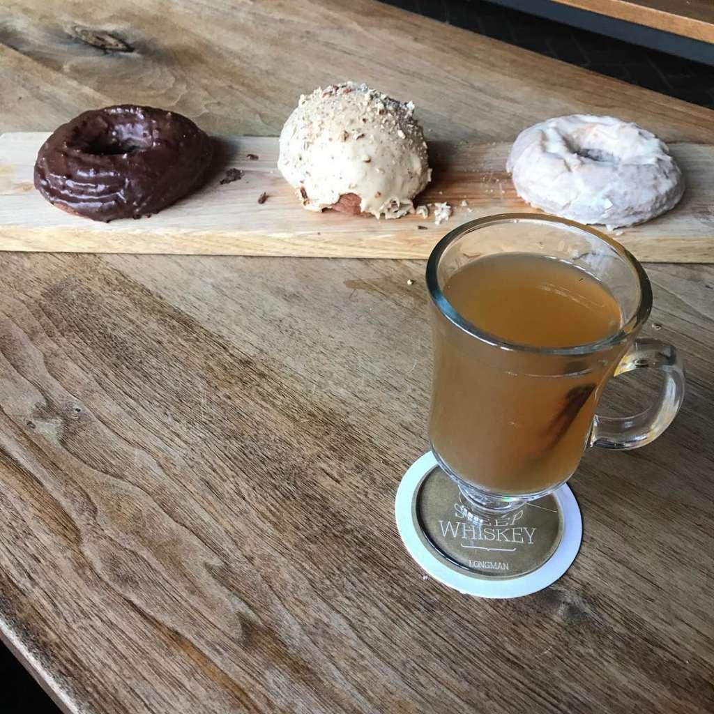 Donut est - Longman and Eagle
