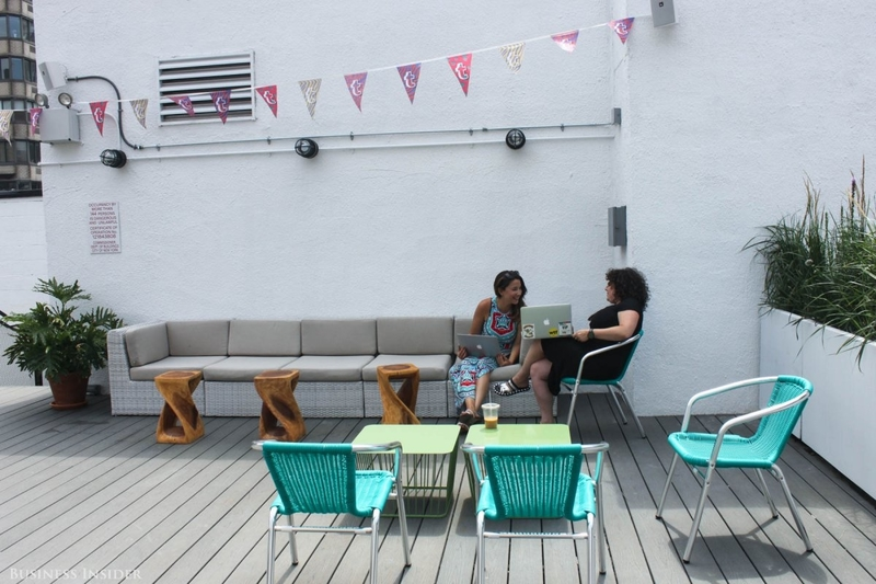NYC's Coolest Office Spaces