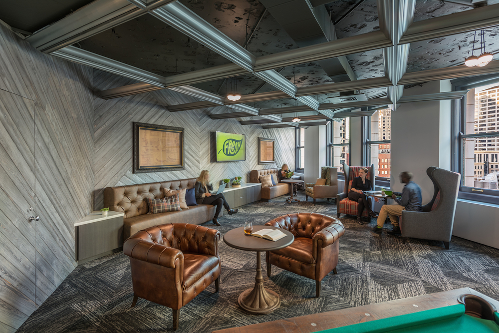 Chicago's Coolest Office Spaces