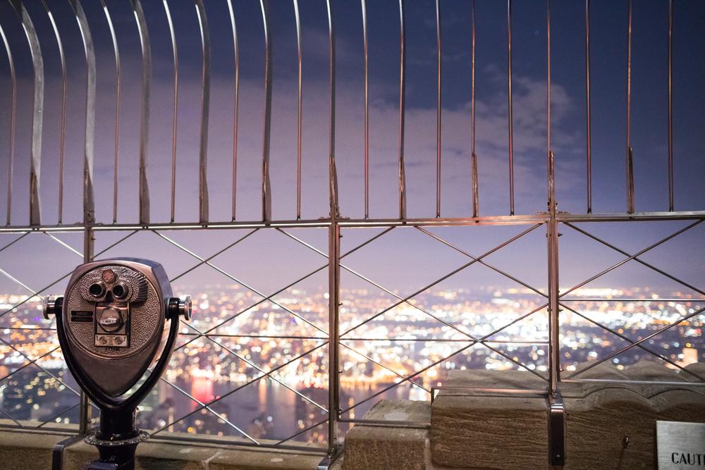 Romantic Places NYC