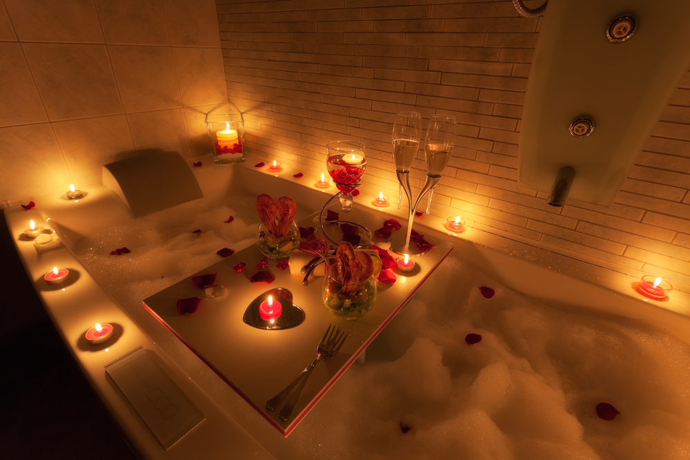 chicago hotels valentine's day