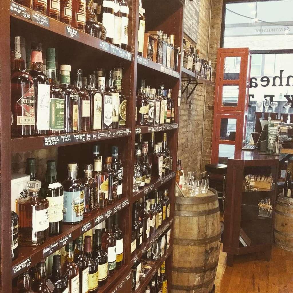 Chicago Liquor Stores