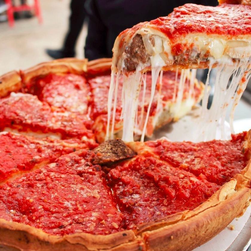 Best Pizza Places in Chicago