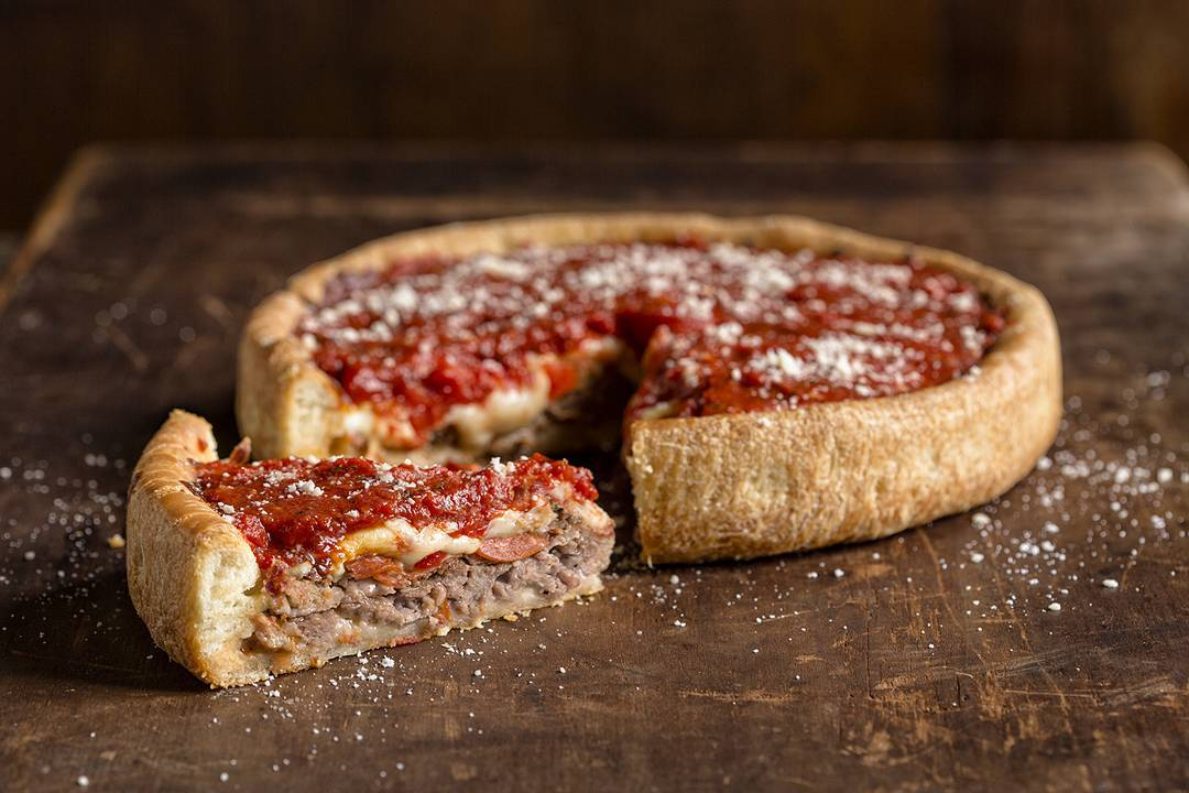 42 Of Chicagos Best Pizza Places Pizza Restaurants