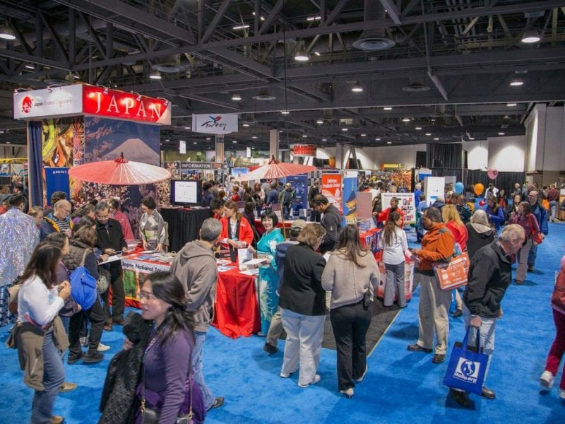 travel and adventure show