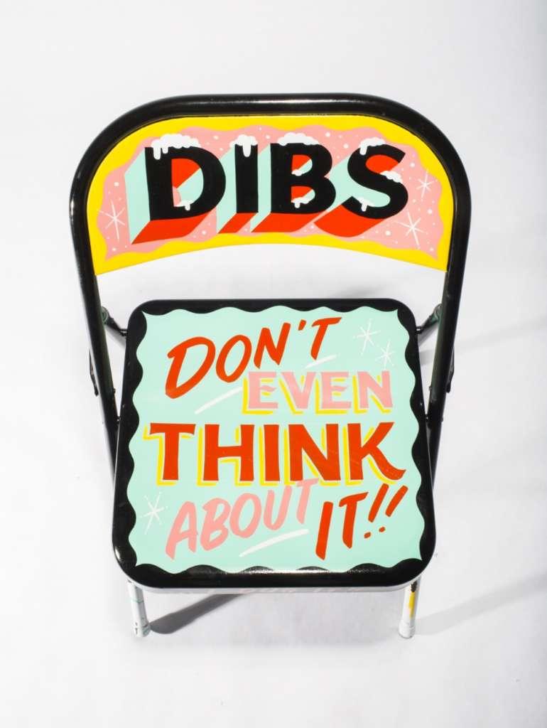 Dibs Chair