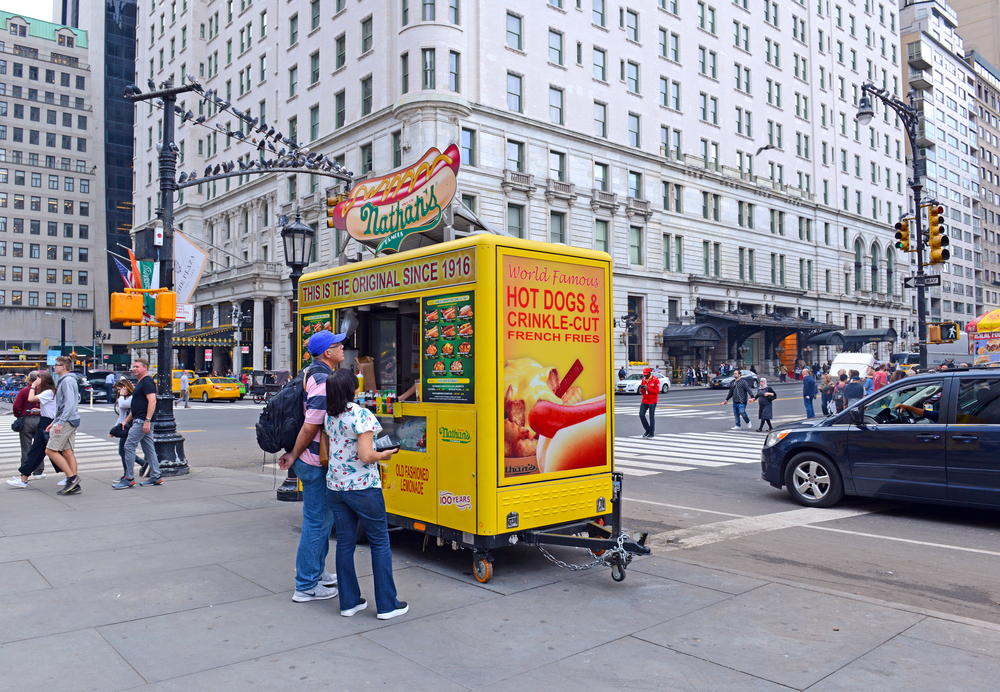 Hot Dogs NYC