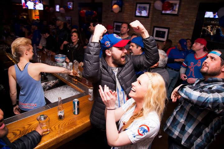 Wrigleyville Bars