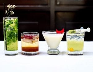 chicago inspired cocktails