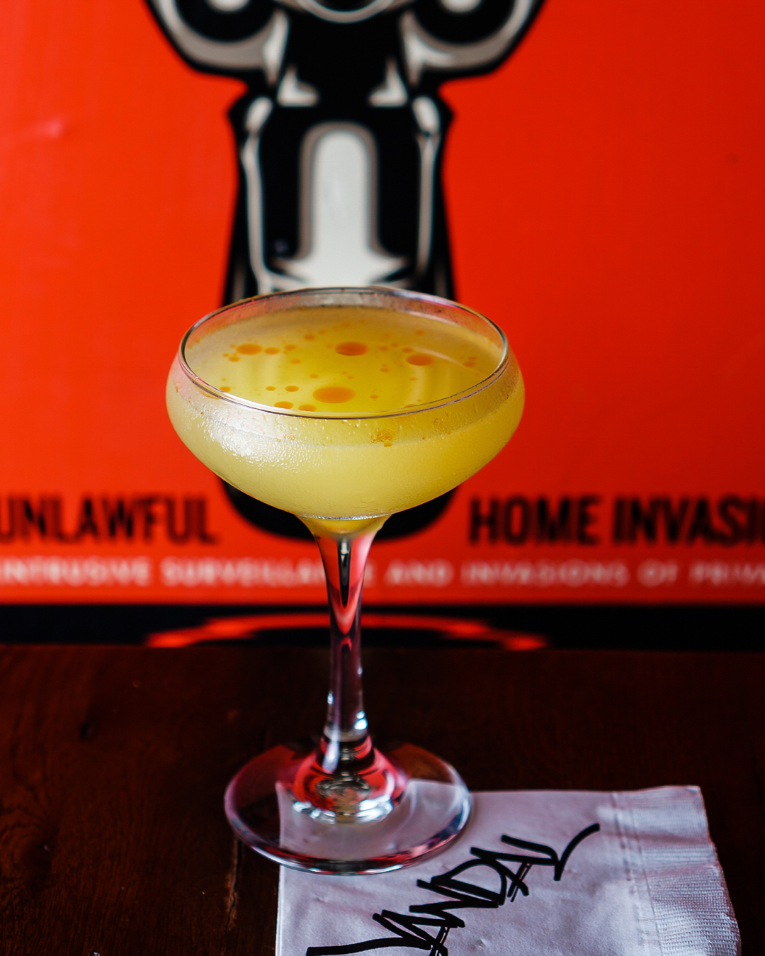 Funniest Drink Names NYC