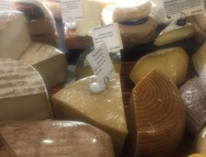 Pastoral Artisan Cheese, Bread & Wine has a gourmet selection.