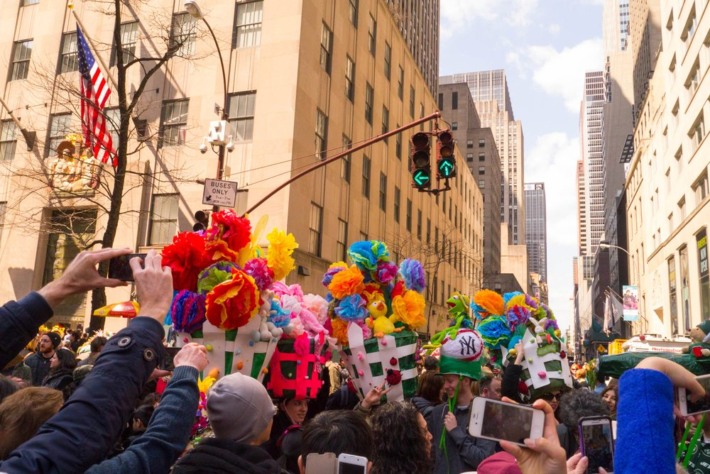 Easter NYC