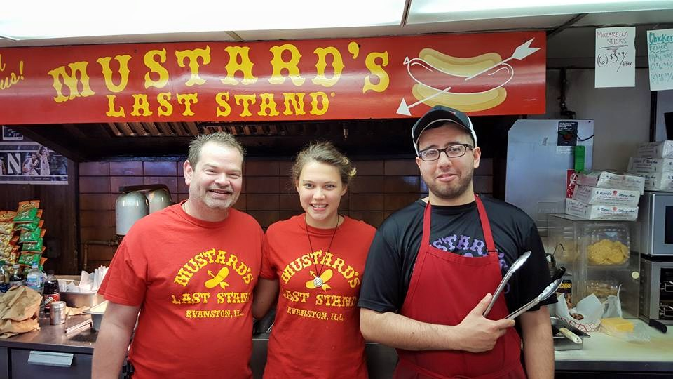 Hot dogs Chicago