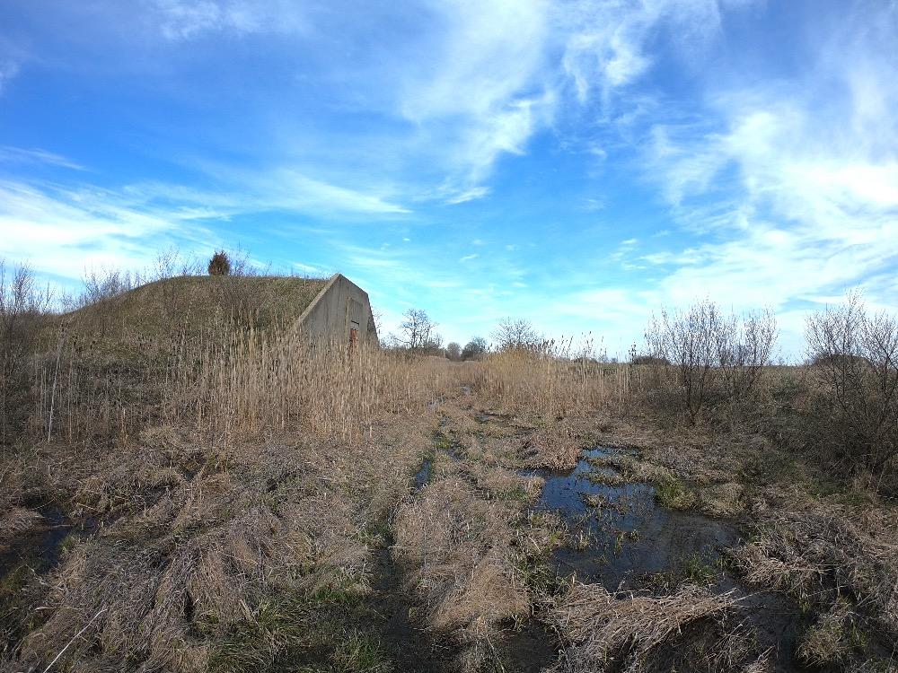 Midewin bunkers