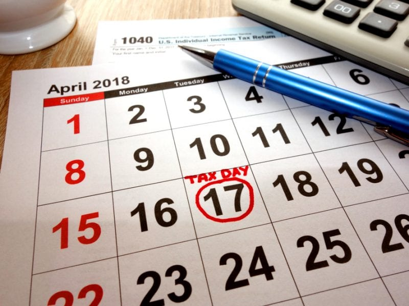 Tax Day Deals 2018