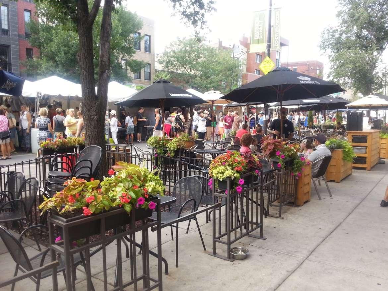 Restaurants On Division Street Chicago