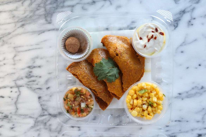 Empanada Platter