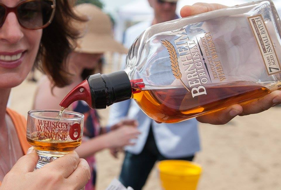 Chicago Whiskey and Wine Beach Festival