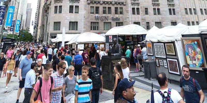 Artfest Michigan Avenue