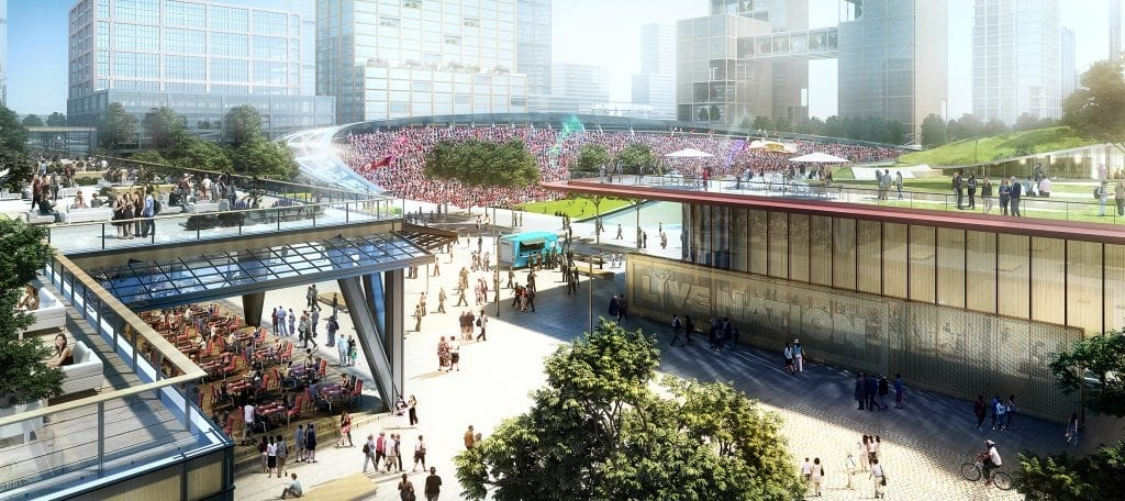 Lincoln Yards Live Nation