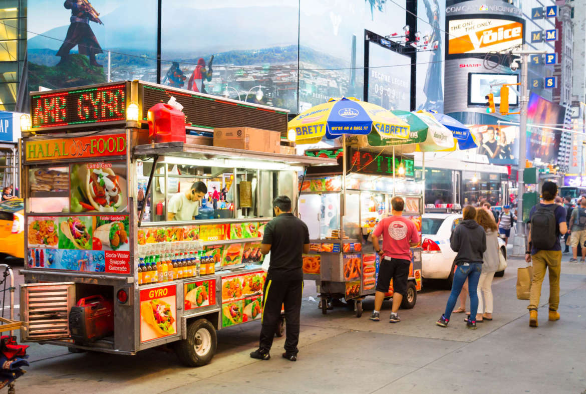 An NYC Guide to the Best Food Trucks Around | UrbanMatter