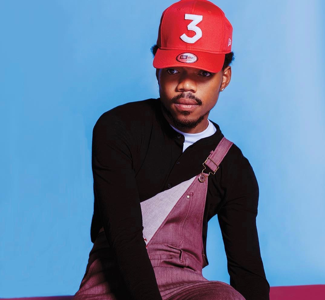 Chance the Rapper Special Olympics