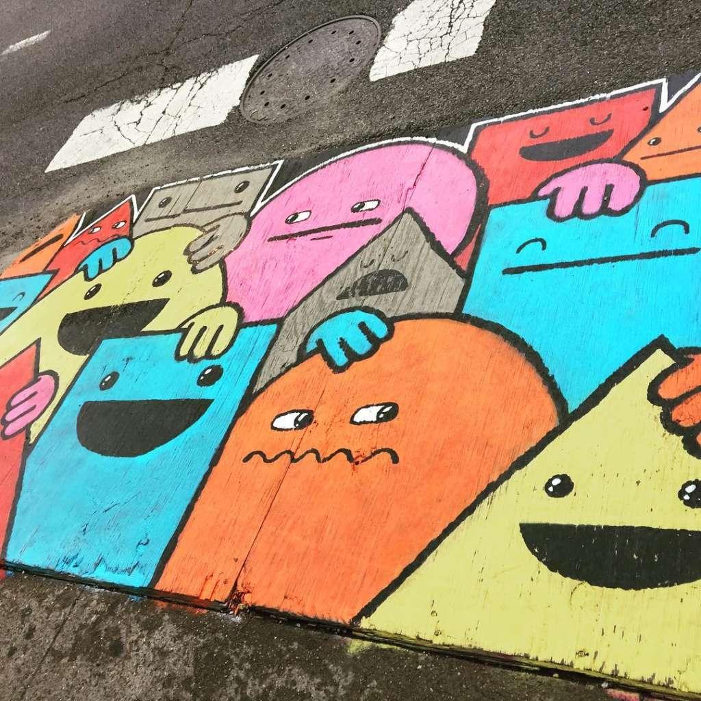 Native 312 Events - Urban Art