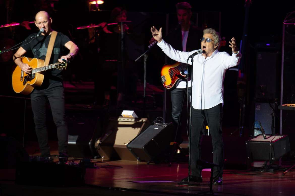 The Who Performing Tommy