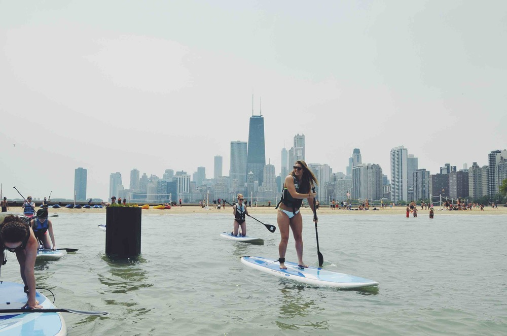 Chicago SUP