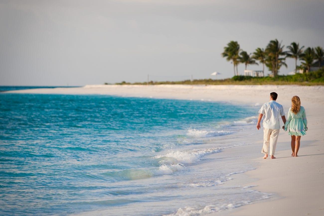 OCR - Couple on Grace Bay Beach_0147