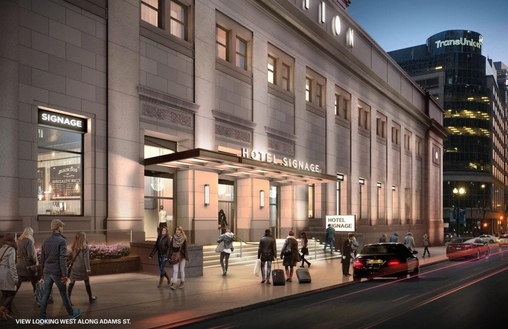 Union Station Renovation
