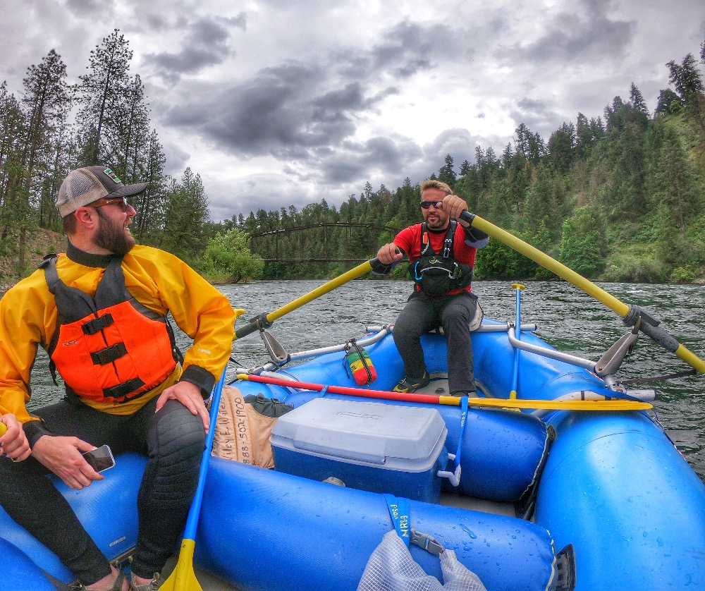 Whitewater Rafting Spokane